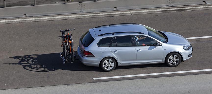 Ta med cykeln ut